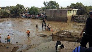Chimbote: caída de puente deja incomunicados distritos de Santa y Coishco