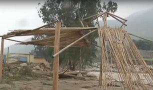 Huarochirí: zonas turísticas seriamente afectadas por huaicos
