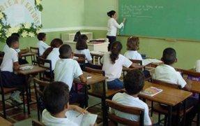 Minedu: clases en Lima Metropolitana reiniciarán el lunes 27 de marzo