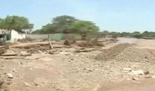 La Libertad: destrucción de carreteras deja incomunicada a la región