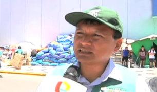 """""""Juntos por el Perú"""": así es la abnegada labor de los jóvenes voluntarios"""