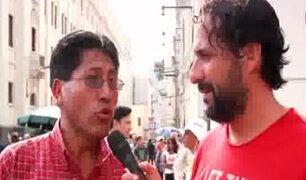 Huaico: ¿castigo divino o tragedia? El 'Loco' Wagner te lo responde