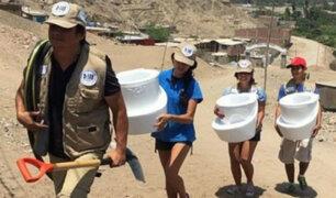 Investigadores peruanos crean baño que funciona sin agua