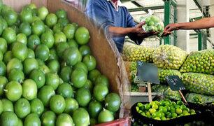 Mercados abastecidos: precios de los productos alimenticios no se incrementan