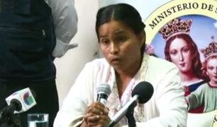 Hospital María Auxiliadora: Evangelina Chamorro contó su dramática lucha por sobrevivir
