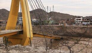 La realidad de los puentes de Luis Castañeda Lossio