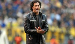 Pedro Troglio se convirtió en nuevo técnico de Universitario