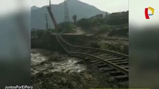 Exportaciones en peligro: huaicos perjudicaron sector minero