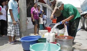 Lima: más de 10 distritos aún continúan sin agua potable