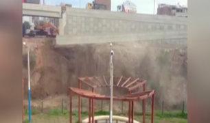 Concesionaria anuncia que obras de Línea Amarilla están controladas