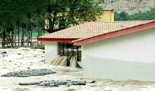 Huarochirí: nuevo desborde destruye decenas de viviendas en Cupiche