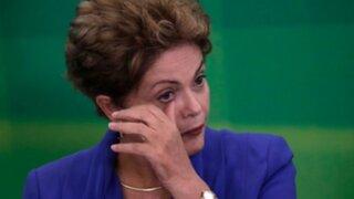 Se complica situación de Dilma Rousseff tras declaraciones de Marcelo Odebrecht