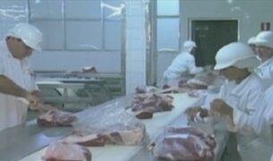 Senasa cancela autorización de dos empresas brasileras que exportaban carne a Perú