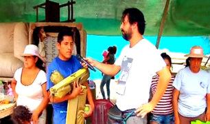 Dona una carpa: abrigando sueños en Carapongo y El Chaparral