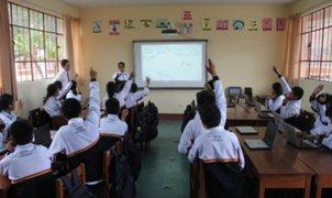 Colegios de 6 distritos de Lima no reiniciarán clases el lunes
