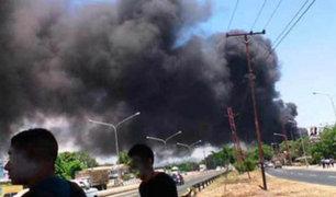 Tres muertos y un herido deja incendio en penal mexicano