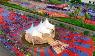 Parque de la Muralla: gran concierto en apoyo a damnificados este domingo