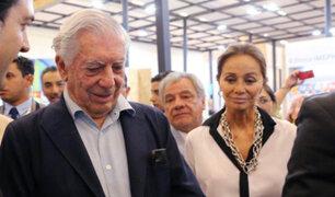 Mario Vargas Llosa se solidarizó con damnificados de inundaciones
