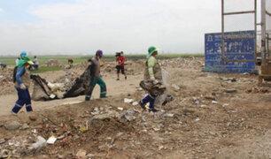 Recogen 18 toneladas de basura del Complejo Arqueológico Chan Chan