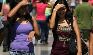 Altas temperaturas llegan hasta los 32 grados en varios distritos de Lima