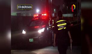 Lurín: pareja de esposos muere atropellada