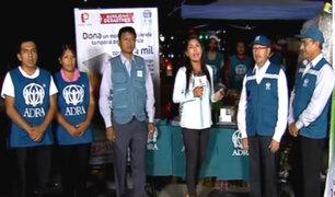 """""""Juntos por el Perú"""": campaña de Panamericana Televisión fue un éxito"""