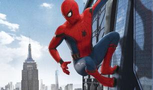 Se estrenó el segundo tráiler de la nueva película del Hombre Araña