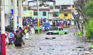 Lluvias e inundaciones dejan cuatro muertos en Catacaos