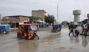 Policía rectifica y descarta muertos en Catacaos por inundaciones
