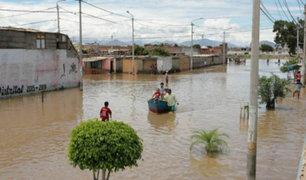 COER: 7 muertos, 65 heridos y 4 desaparecidos dejan lluvias en Áncash