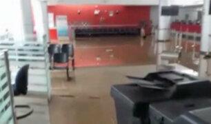 Piura: instituciones públicas y privadas afectadas por inundaciones