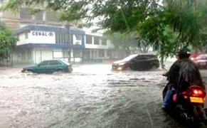 Colombia: al menos 12 muertos y miles de damnificados por intensas lluvias