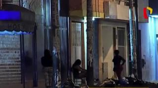 Independencia: golpe a las mafias de prostitución clandestina y drogas