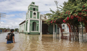 Piura: daños tras inundación persisten en Catacaos