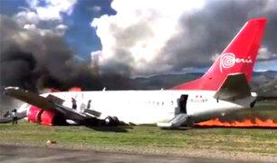 Jauja: aseguran que aeronave siniestrada estaba en perfecta condiciones