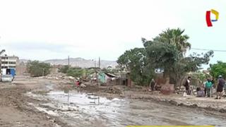 Carapongo: se reportan problemas de salud tras inundación
