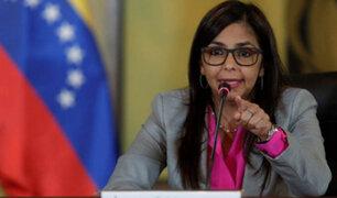 Venezuela critica comunicado del Perú que condena autogolpe de Maduro