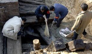 China: hallan ruinas de una ciudad de hace 2 mil años