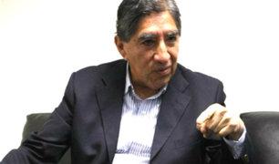 Avelino Guillén se pronuncia sobre caso Humala Heredia