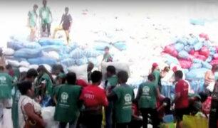 Juntos por Piura: campaña entregó toneladas de ayuda a zonas afectadas