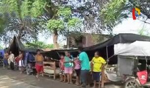 Piura: el drama de los damnificados en Catacaos