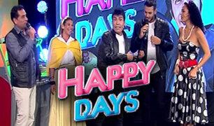 """Los """"Días Felices"""" llegaron con toda su alegría a Combinado"""