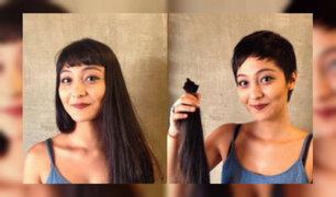 Estas 14 mujeres decidieron cortarse el cabello y se convirtieron en otra persona [FOTOS]