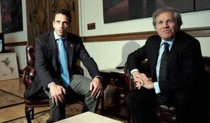 OEA se reunirá la próxima semana para analizar situación de Venezuela