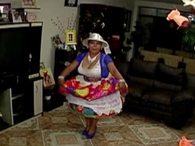 Haydeé Huaranga: conozca la historia de