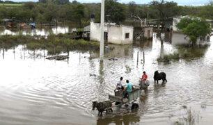 Argentina: varias provincias inundadas por intensas lluvias