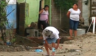 Piura: damnificados aseguran que ayuda no les llega