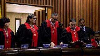 Venezuela: Tribunal Supremo suprime partes de polémicas sentencias y renuncia a asumir funciones del Parlamento
