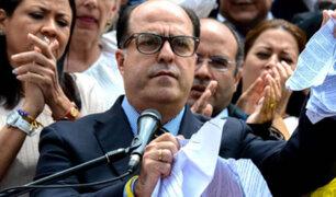 """Venezuela: diputados señalan que """"golpe de Estado"""" se mantiene"""