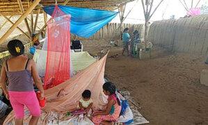 Piura: huaca es utilizada como refugio